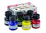 KOH-I-NOOR  014173000000 6 x 20 g Set of Coloured Drawing Ink