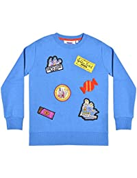 Fabric Flavours Charlie and The Chocolate Factory Sweatshirt