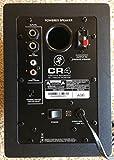 Mackie 25655 CR4 Aktiver Studiomonitor und PC-Lautsprecher (Paarpreis) - 2