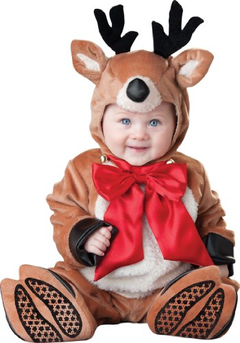 Reindeer Rascal Infant Costume: 6-12 Months