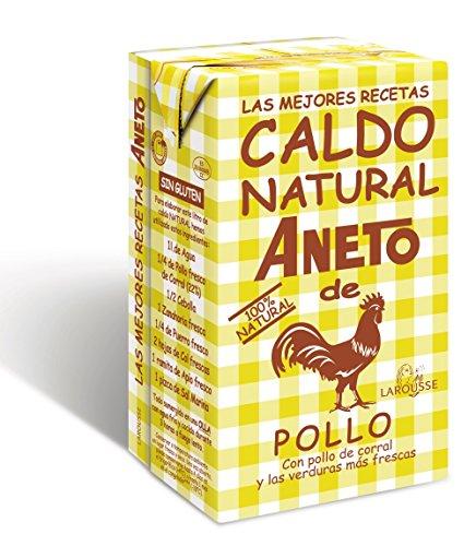 CALDOS ANETO. Las mejores recetas (Larousse - Libros Ilustrados/ Prácticos - Gastronomía - Las Mejores Recetas Con...)