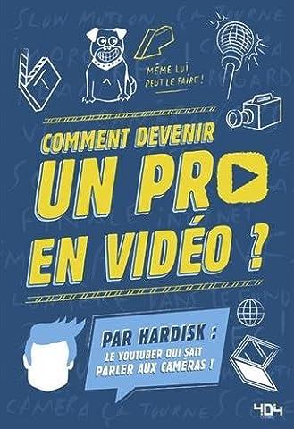 Livres Internet - Hardisk - Comment devenir un pro en