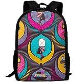 best& Stylish African Ladies Laptop Backpack School Backpack Bookbags College Bags Daypack