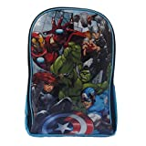 MARVEL AVENGERS SAC A DOS SUPER HEROES SAC ASILE 30 cm - AST1938
