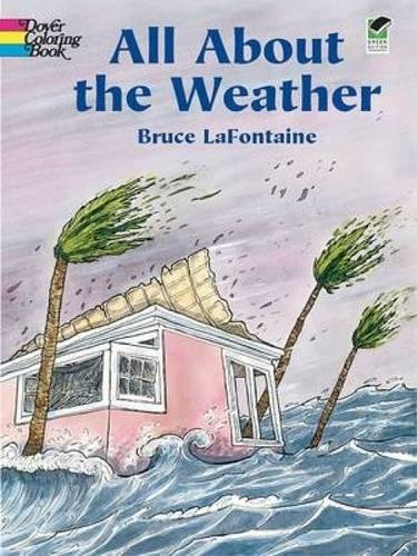 All about the Weather (Dover Nature Coloring Book)