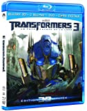 Transformers 3 - La face cachée de la Lune [Combo Blu-ray 3D + Blu-ray + DVD + Copie digitale]