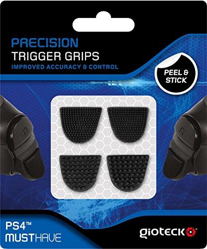 Gioteck PTGPS4-11-MU Precision Trigger-Griffe für Ps4 Schwarz