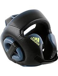 """adidas - Casque de boxe avec pommettes Adidas """"Speed"""" T/L"""