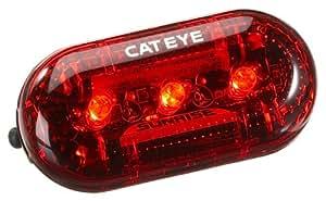 CATEYE Batterielampe hinten TL-LD 130, rot