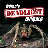 World's Deadliest Animals [Hardback] by Roper, Matt ( Author )