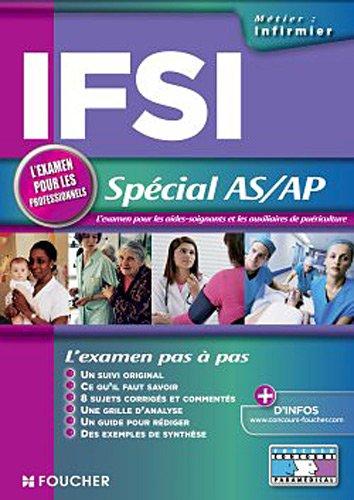 IFSI Spécial AS/AP