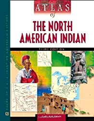 Atlas of the North American Indian (Facts on File Library of American Literature) by Carl Waldman (2009-02-01)