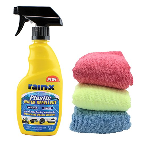 rain-x-plastic-water-repellent-500ml-3-microfibre-cloths