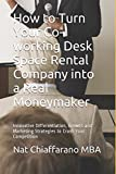 How to Turn Your Co-working Desk Space Rental Company into a Real Moneymaker: Innovative Differentiation, Growth and Marketing Strategies to Crush Your Competition