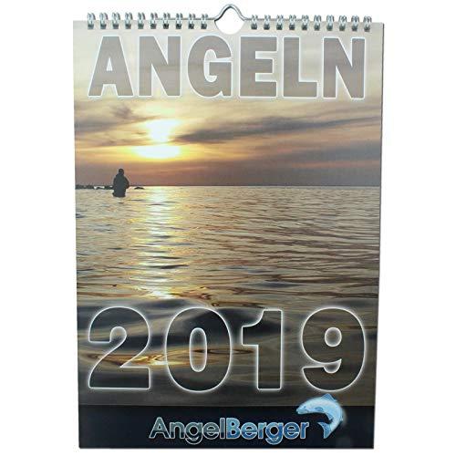 Angel-Berger Angelkalender Kalender