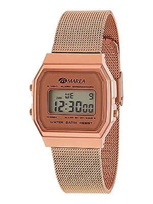 Reloj Marea Mujer B35313/8 Digital Retro Rosado