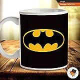 Batman Classic Logo Kaffee Tee Tasse Geschenk Geburtstag Jahrestag Geschenk