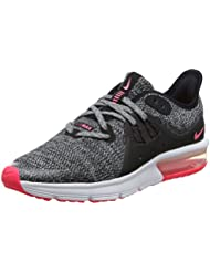 best sneakers 46f70 589bf Nike Air Max Sequent 3 GG, Chaussures de Running Fille