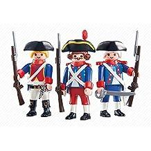 Playmobil 6436 - 3x soldati (esercito francese)