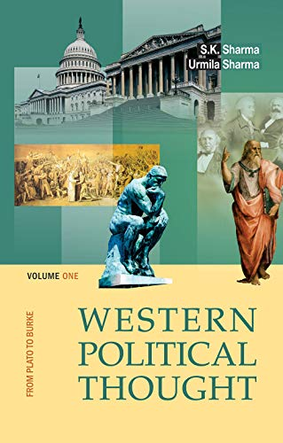 Western Political Thought: From Plato to Burke: Vol. 1