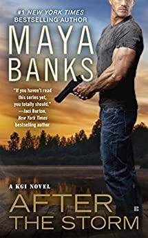 After the Storm (KGI series) di [Banks, Maya]