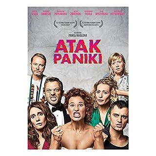 Panic Attack / Atak Paniki [DVD] (English subtitles)