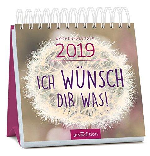 Ich wünsch dir was! 2019: Miniwochenkalender