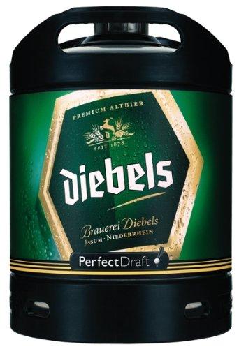 Diebels Alt Premium Perfect Draft 6 Liter