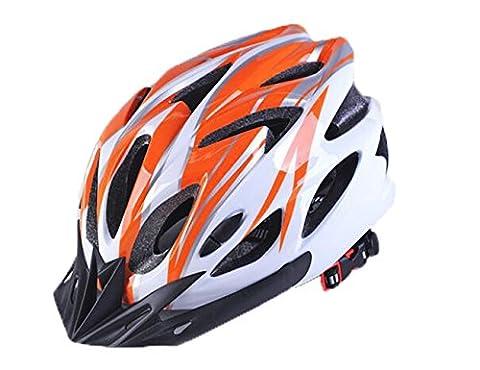 11 x Farben – Scott Fahrradhelm, Erwachsene Damen und Herren Sport Bike Helm für Road & Mountain Biking, leichter Helm mit abnehmbarem Visier und rutschsicher (Fahrradhelme Günstig)