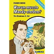 Warum musste Mandy sterben?: Tim Bronkaus 2. Fall / Ostsee-Krimi