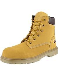 Timberland Pro UK 6 héroe trigo - botas puntera Composite