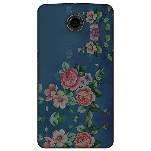 Google Nexus 6 XT1103, Motorola Nexus 6 XT1103 Designer Case Protective Back Cover Rose Print Provencal for Google Nexus 6 XT1103, Motorola Nexus 6 XT1103 - MADE IN INDIA  available at amazon for Rs.849