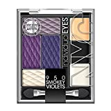 (6 Pack) NYC Individualeyes Eye Shadow Palette Smokey Violets