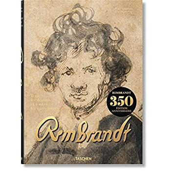 Rembrandt. Tout l'Oeuvre Graphique - Rembrandt, Complete Drawings and Etchings