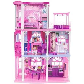 Barbie Pink Dream Townhouse