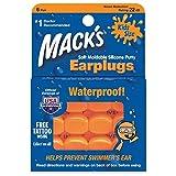 MACK'S Macks Kids Pillowsoft Tappi per Le Orecchie, 6Pezzi-Arancione