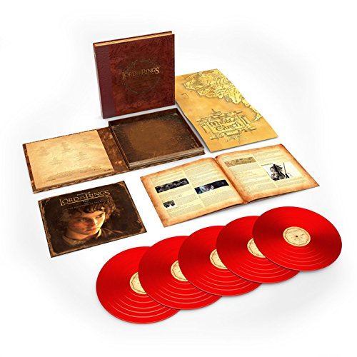 The Lord of the Rings:the Fellowship Oh the Ring [Vinyl LP] -