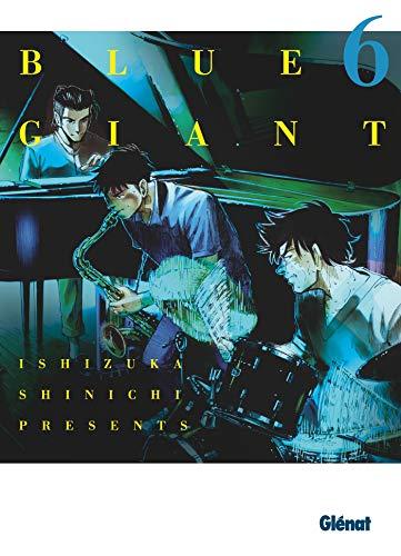 Blue Giant - Tome 06: Tenor saxophone - Miyamoto Dai par  Shinichi Ishizuka