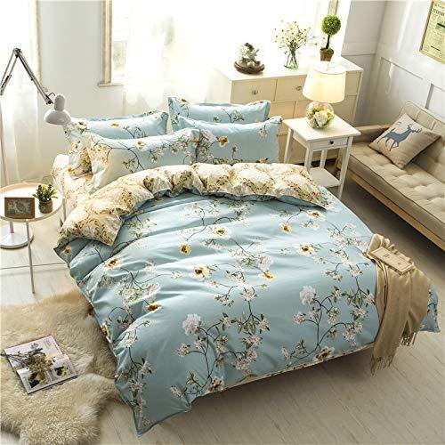 New House Moving Bettlaken Clips drei oder vier Sätze von Bettwäsche in der Schule verwendet, Liebe ist grün AU-Double