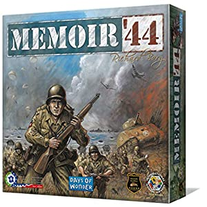 Days of Wonder- Memoir 44 - Español,, Talla única (Edge DOW7381)