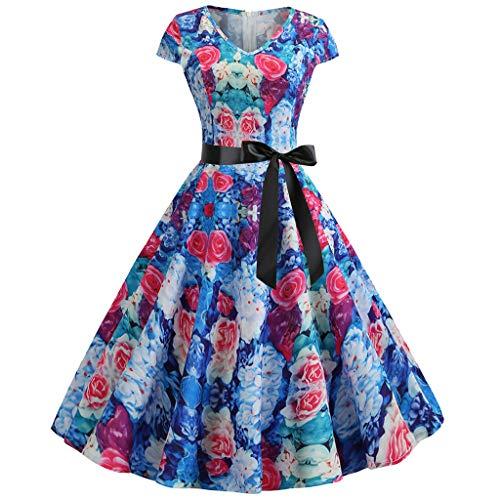 Boatneck Pullover Kleid (Komise Sommer Boatneck ärmelloses Vintage Tee Kleid für Damen)