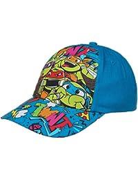 4cfcdea6ad3b Chapeaushop Casquette pour Enfant Ninja Turtles baseball cap strapback