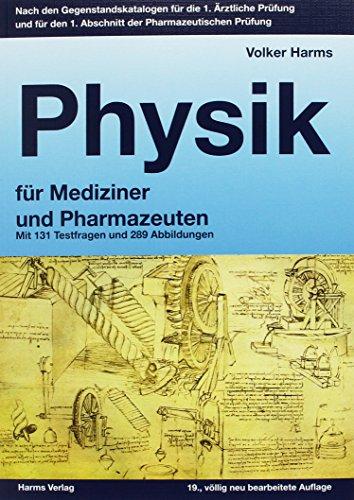 Physikpaket: Physik für Mediziner und Pharmazeuten: Lehrbuch und Übungsbuch zusammen als Paket zum reduzierten Preis