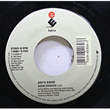 Anita Baker 45 RPM Good Enough / Talk To Me