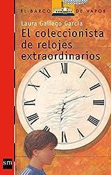 El coleccionista de relojes extraordinarios (Barco de Vapor Roja)