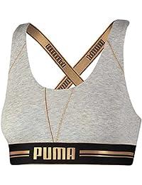 Puma - Soutien-gorge de tous les jours - Femme gris gris