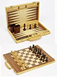 3-in-1 Wood Combination Set With a Foldi...