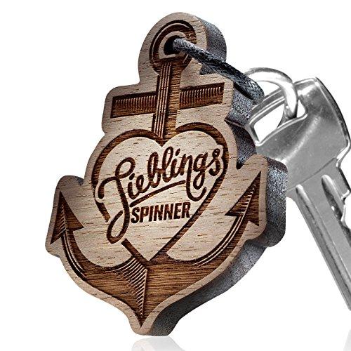 Schlüsselanhänger Lieblingsspinner