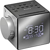 Best Sony Radio Alarms - Sony Compact AM/FM Dual Alarm with Large Easy Review