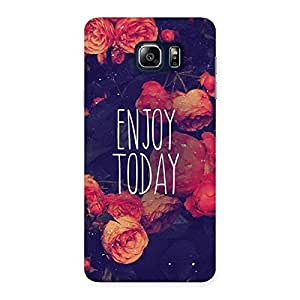 Special Enjoy Today Multicolor Back Case Cover for Galaxy Note 5